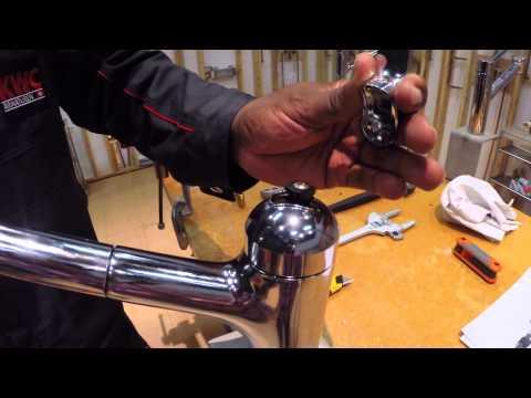 KWC Domo Cartridge Replacement