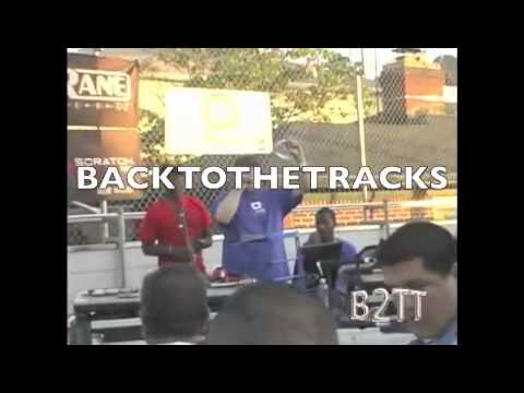 BACK TO THE TRACKS withTED SMOOTH / THE X-ECUTIONERS/JOHNNY JUICE