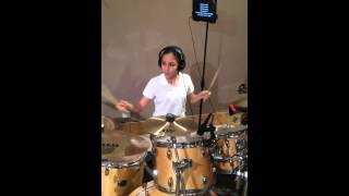 Paulina practice -Pull me under- Dream Theater- Cover