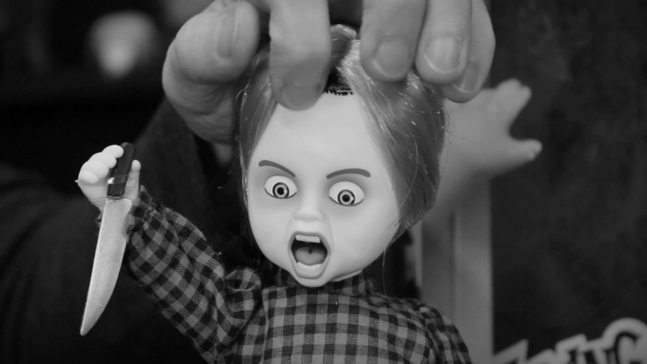 Living Dead Dolls Psycho - The Just Jen Mother's Day Special!