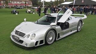 $4.0 Million Mercedes-Benz CLK GTR!