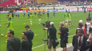 La Mejor CRONICA: Mexico vs Uruguay