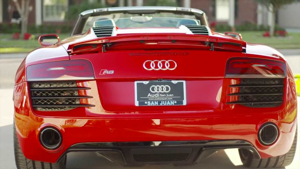 Audi San Juan Home Delivery YouTube - Audi san juan
