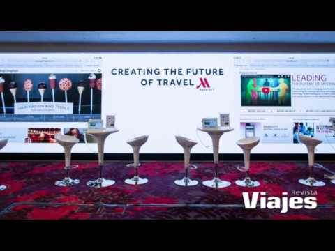 Marriott International presenta Meetings Imagined