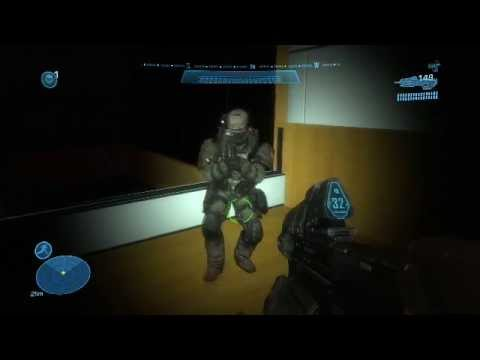 Halo Reach: Suicidal Marine Easter Egg on New Alexandria Tutorial