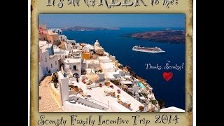 Scentsy Family Greek Odyssey - Greece 2014 Part 2