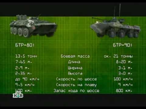 Военное дело - БТР-90 Росток (VD-BTR-90).avi