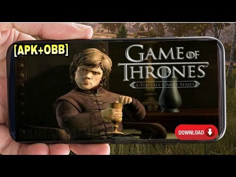 Download Game Of Thrones For Android | Telltale Series Game [ APK+OBB ]