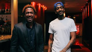 Nick Cannon to Finish Nipsey Hussle Documentary on Dr.Sebi!!!