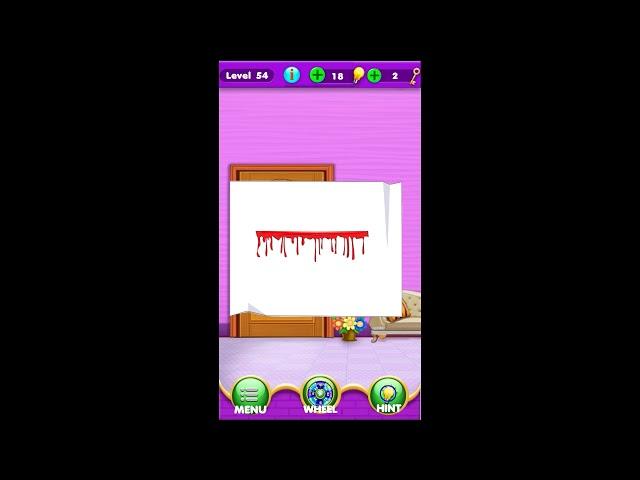 Escape Room Word Finder Challenge level 51 52 53 54 55