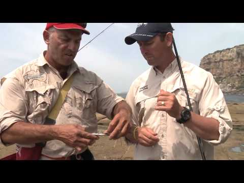 Hooked S7 EP7 Kingfish Off The Rocks