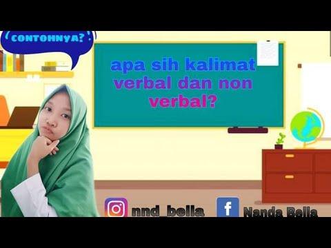 Pengertian Dari Komunikasi Verbal Dan Non Verbal Beserta Contohnya Youtube