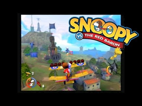 Snoopy vs the Red Baron - Review