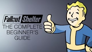 Fallout Shelter: the complete beginner's guide | Android / iPhone / iPad Guide