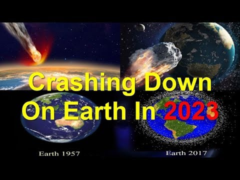 Large Asteroid Packing 50 Megatons Of Force Might Come Crashing Down On Earth In 2023