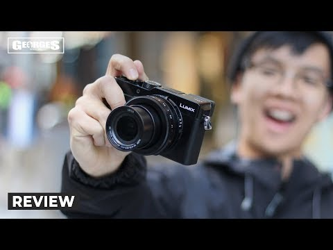 BEST COMPACT CAMERA 2018 👏 | Panasonic Lumix LX100 II Review By Georges Cameras