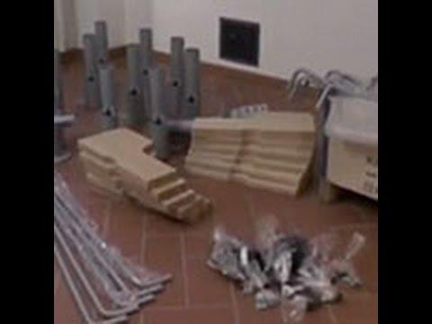 Arke Karina Space Saving Staircase Installation | Ladders Online Video