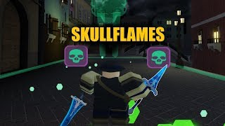 Skull Flames Challenge in Canals|| Roblox Dungeon Quest