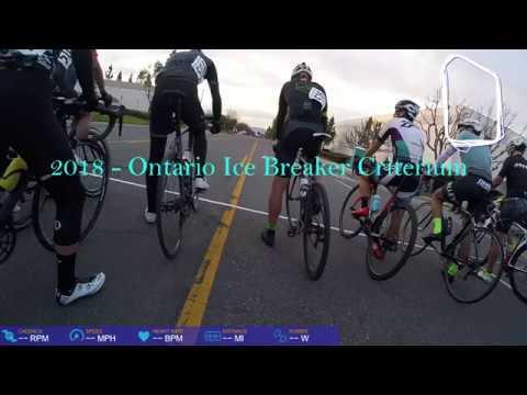 Ontario Ice Breaker Crit  2018 (Cat 5)