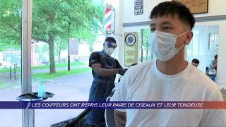 Yvelines | Les coiffeurs ont repris leur paire de ciseaux et leur tondeuse