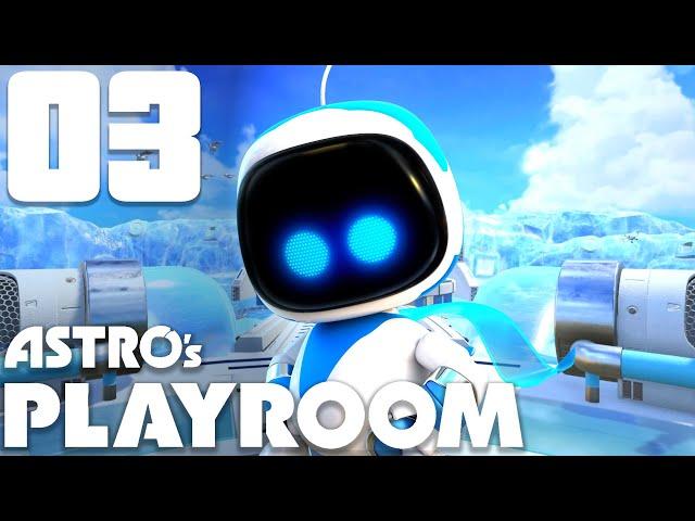 ASTRO'S PLAYROOM | PS5 | Rediffusion - #3