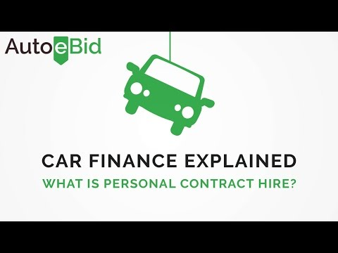 Personal Leasing Or Personal Contract Hire Pch Autoebid