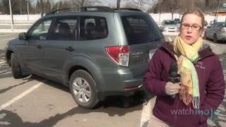 Test Drive: 2011 Subaru Forester