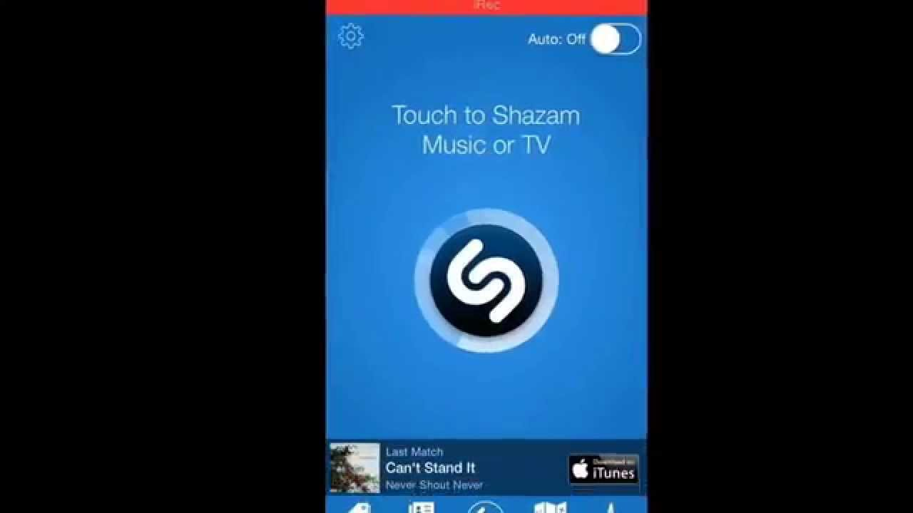android spy apps similar to shazam