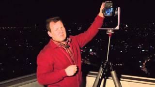 Ein Panorama bei Nacht - Digitale Fotopraxis: Panoramafotografie