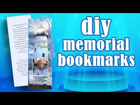Printable Bookmark Templates