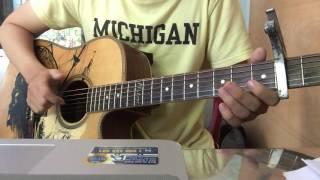 [Hướng dẫn guitar solo] - GHEN - Min ft Erik