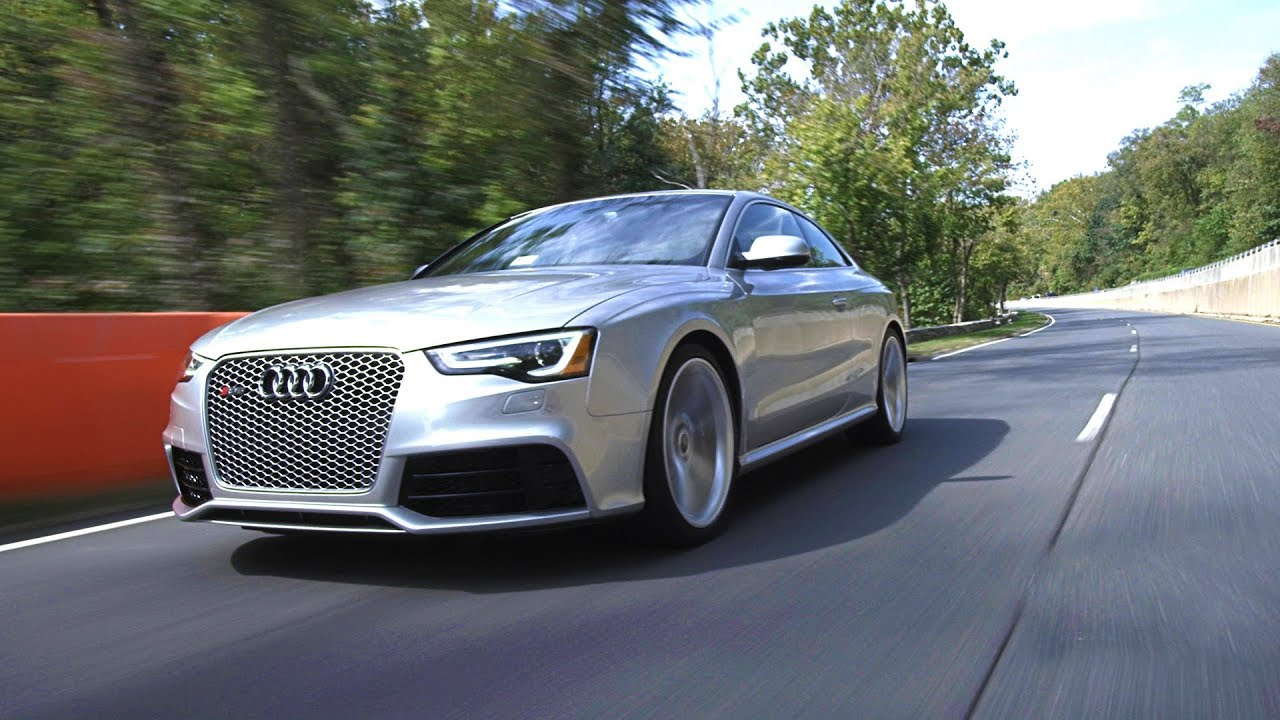 2013 Audi Rs5 Test Drive Amp Review Youtube