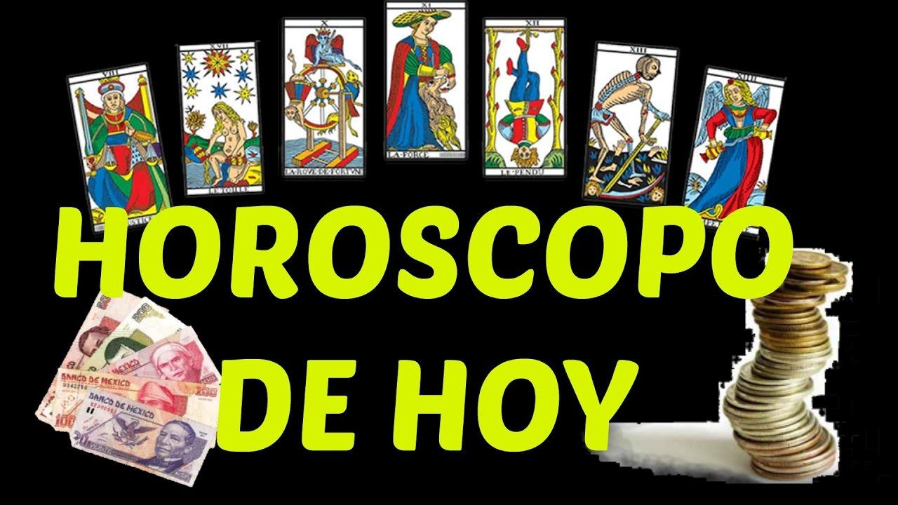 Horoscopo De Hoy Gratis Youtube