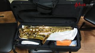 Какой саксофон купить для начала? Обзор альт саксофона от магазина Мьюзик-Стор | musik-store.ru