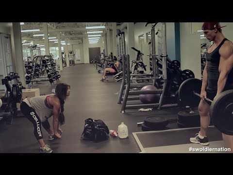 Swoldier Nation - Trainer Edtion - Bikini Booty BAM workout with Jen Jewell
