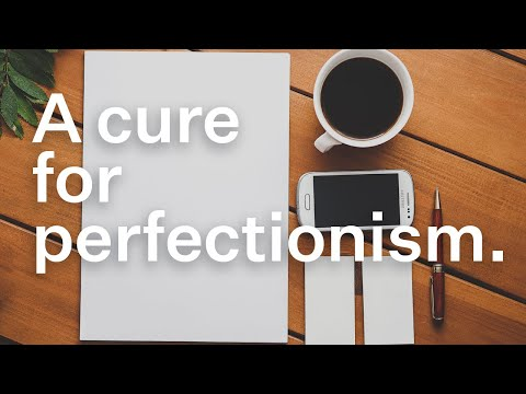 Download How to cure perfectionism