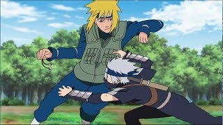 The mission to take Minato's bell, Kakashi's test made it impossible for everyone to pass