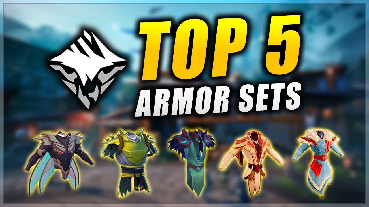 DAUNTLESS Top 5 Best Armor (Dauntless Armor Guide 2019)