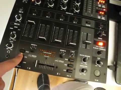 table de mixage djx 900