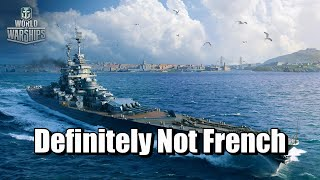 World of Warships - Definitely Not French