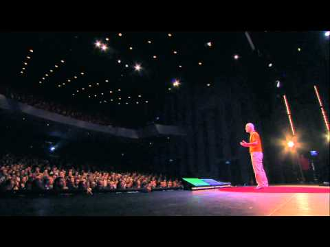 TEDxMaastricht Paul Levy: Balls And Beds; Building Champions