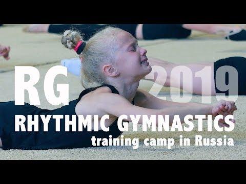 TRAINING CAMP IN RUSSIA 2019 / RHYTHMIC GYMNASTICS