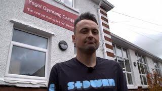 Ymweliad Sypreis Ysgol Castell-Nedd | Stwnsh Sadwrn