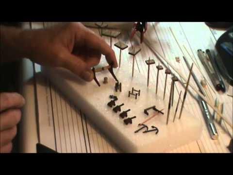 HMS BOUNTY MODEL SHIP 5