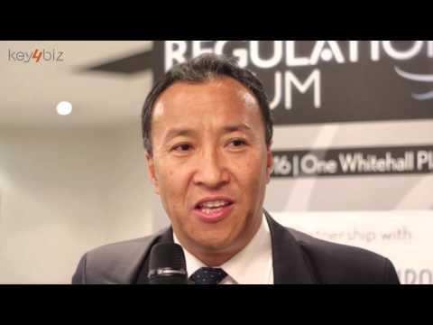 #DRF16 - Interview with Ma Zhigang, Ministry of Industry and Information Technology (MIIT)