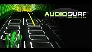 Part # 6 Audiosurf:-2 LIFT ME UP - MODULATE FEAT MARIE LOUISE