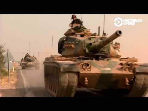 Война в Сирии без пропуска из Турции | ЗА КАДРОМ СОБЫТИЙ