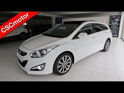 Hyundai i40CW 2014 Revisin en profundidad y encendido