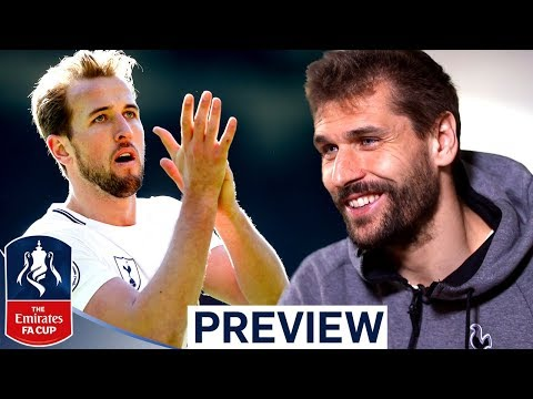 Llorente Looks to Fill Kane's Boots against his Old Club | Quarter Final | Emirates FA Cup 2017/18