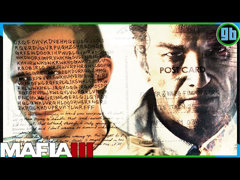 Mafia III: Federal Reserve Post Card Decoded